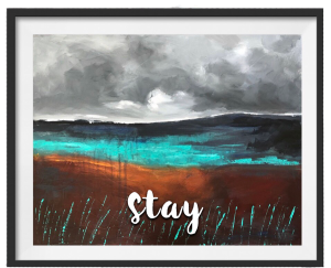 Melinda by the Sea - Stay Frame