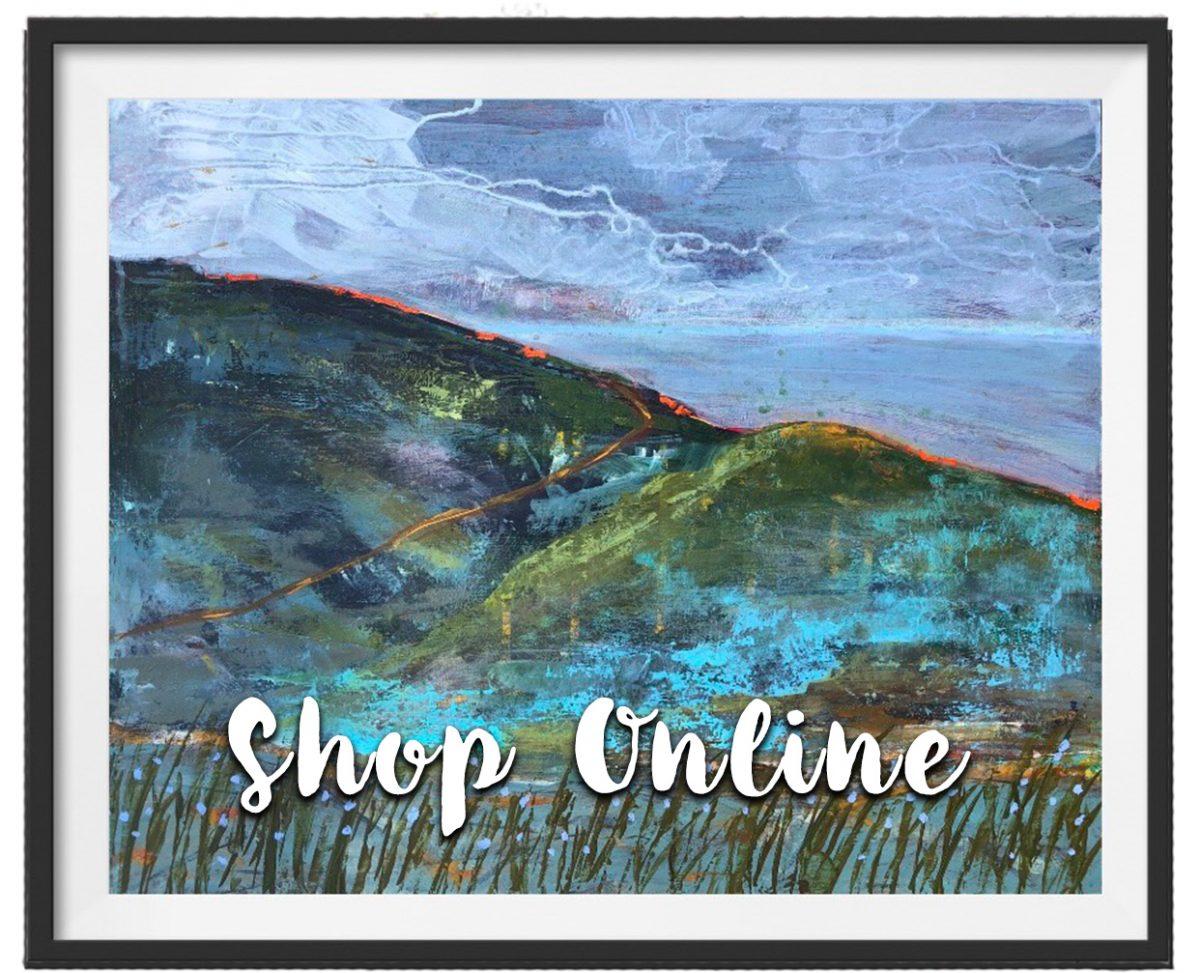 Melinda by The Sea: Original Artwork