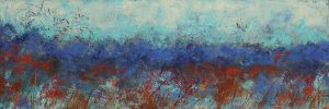 From Here to There 8x24 - SOLD!