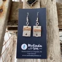 Celtic Square Earrings