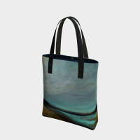 Distant Travels Tote Bag