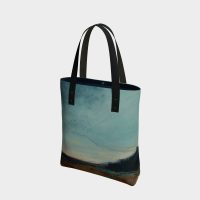 The Silver Lining Tote Bag