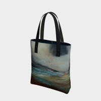 Cloudy Days Tote Bag