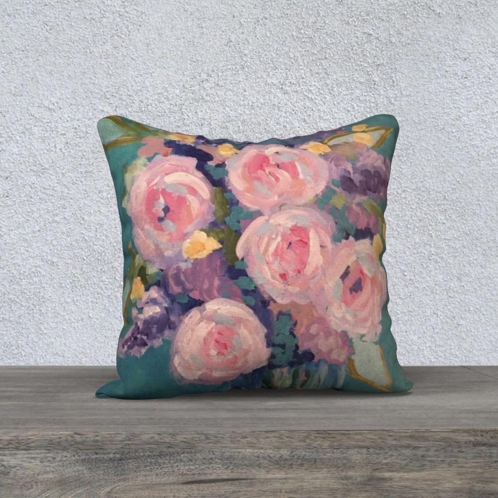 Melinda by The Sea: Throw Pillows!