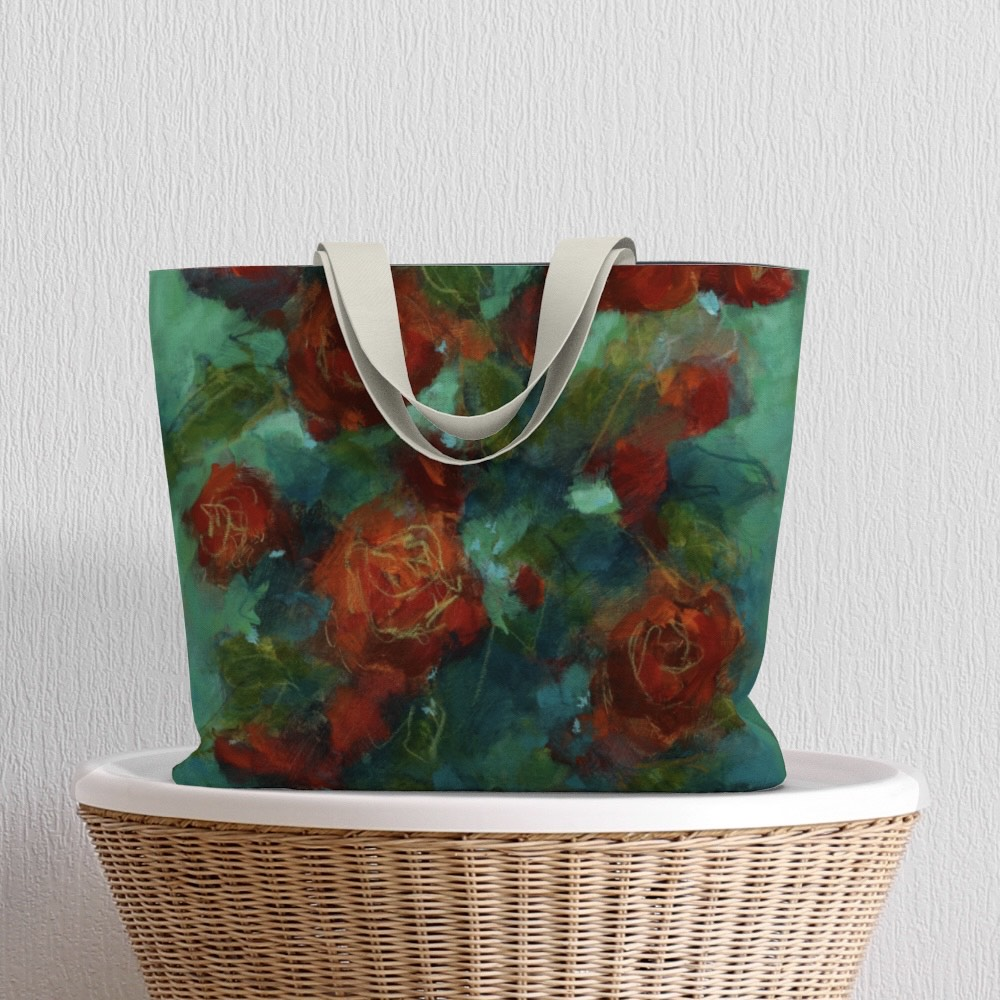 Melinda by The Sea: Large Tote Bags!