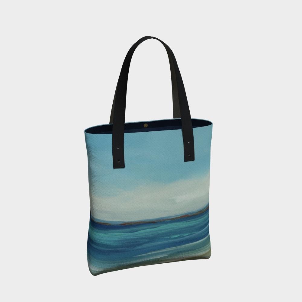 Melinda by The Sea: Tote Bags!