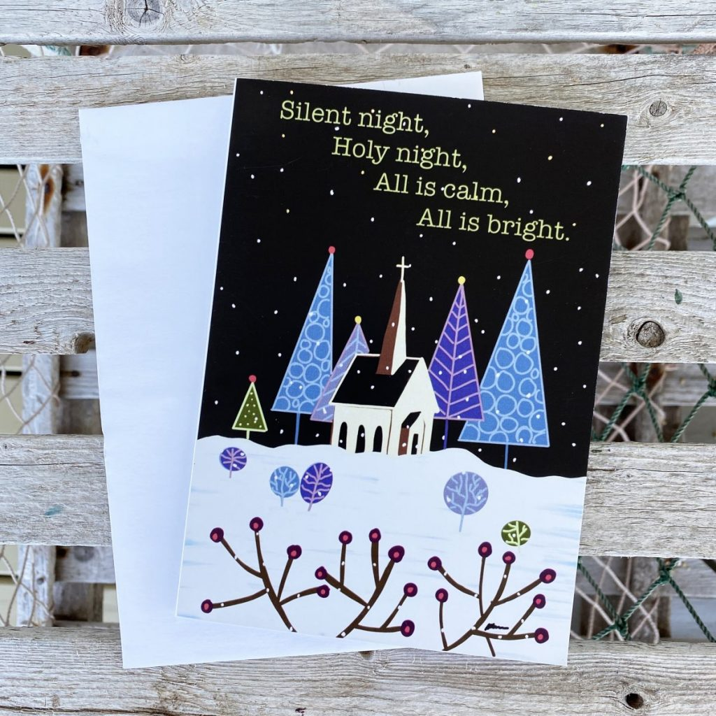 Melinda by The Sea: Christmas Cards!